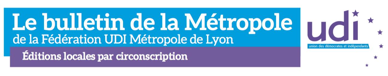 Le bulletin de la Métropole - Titre - Lyon - UDI