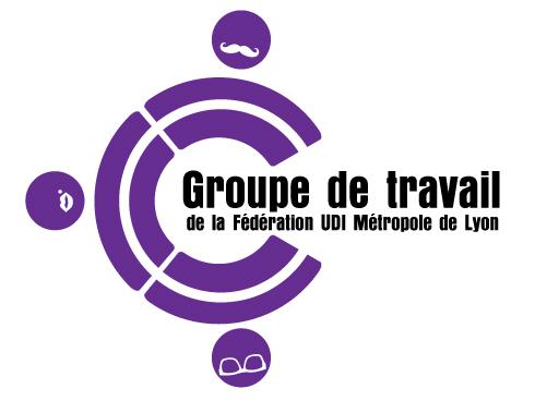 Logo-groupe-de-travail Fédération UDI Métropole de Lyon