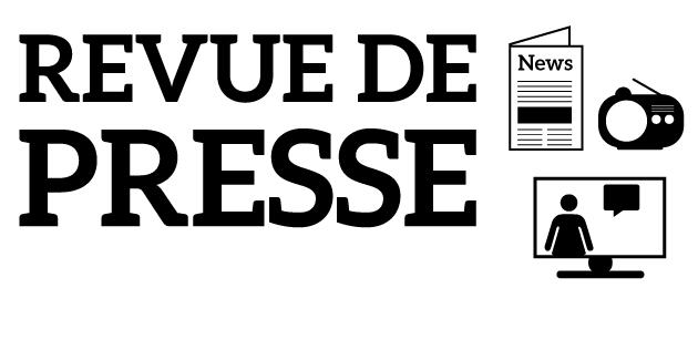 """Résultat de recherche d'images pour """"BOUTON REVUE DE PRESSE"""""""