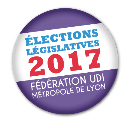 badge-elections-legislatives-2017-federation-udi-metropole-de-lyon-simple