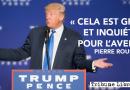 [Tribune libre] Donald Trump Président des Etats-Unis…