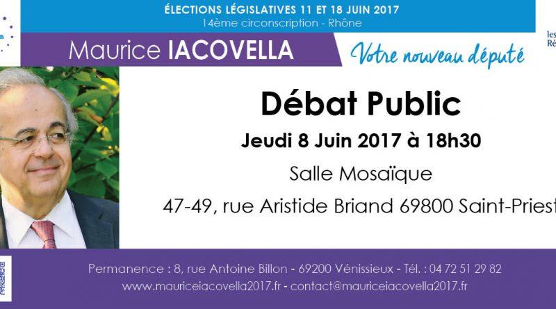 cte-saint-priest Débat Public Maurice Iacovella Legislatives 2017 circonscription 14 6914