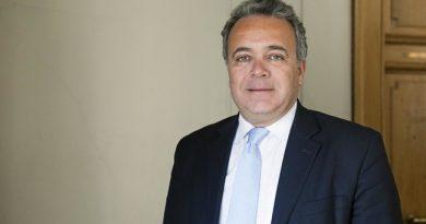 Denis Broliquier candidat à la Mairie de Lyon