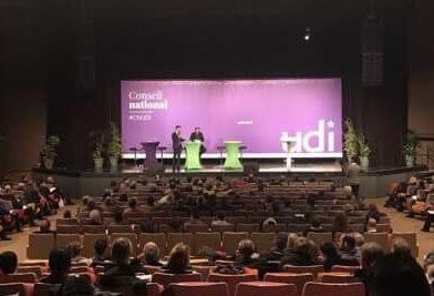 Compte rendu du Conseil National de l'UDI à Vincennes par Damien Thiébaut